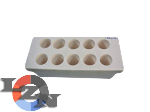 Штатив лабораторный пенопластовый ШЛпп-10к - фото