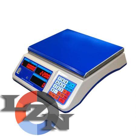 Весы торговые настольные электронные ВТНЕ/1-30Т1 - фото №1